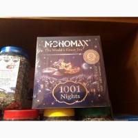 Продам чай мономах 1001 ночь 100 пакетиков