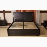 Двуспальная кровать Престиж из массива дуба