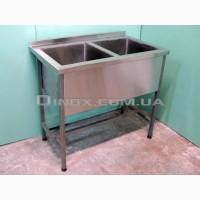 Ванна моечная 2-х секционная 600