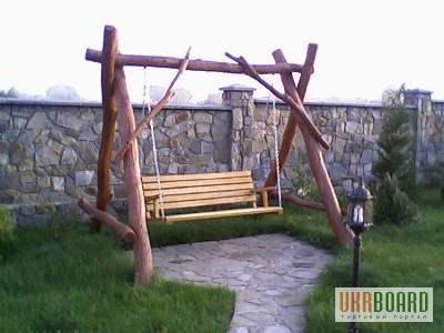 Продам: дерев'яні качелі, купити: дерев'яні качелі ...: http://www.ukrboard.com.ua/ua/board/m-471792/derev-jani-kacheli/