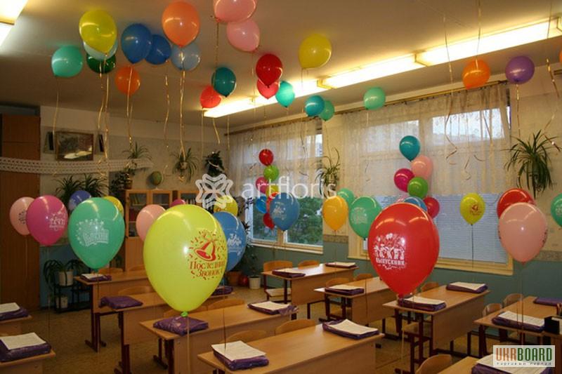 как украсить класс к 1 сентября для первоклассников фото
