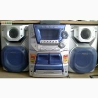 Продам музыкальный центр Panasonic SA-AK22