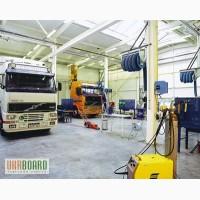 Ремонт и ТО грузовиков Mercedes MAN DAF Volvo Iveco Scania Tata, Киев