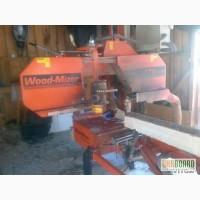 Продам ленточную пилораму Woodmizer