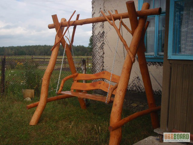 Дерев'яні качелі, Ровненская обл — Ukrboard: http://www.ukrboard.com.ua/ru/board/m-878616/derev-yani-kacheli/