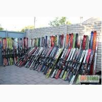 Продам б/у лыжи горные,беговые, детские, Сноуборды, обувь, шлемы.