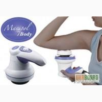Антицелюлитный расслабляющий массажер Manipol Body (Манипул боди)