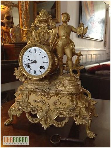 Часы каминные продам вождения стоимость часы