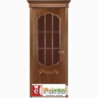 Двери межкомнатные ПРЕСТИЖ (каштан)