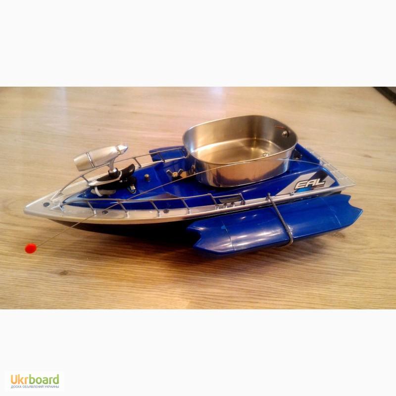 кораблик для прикормки рыбы