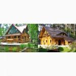 Деревянные дома в сруб в Одессе.Строим и обслуживаем