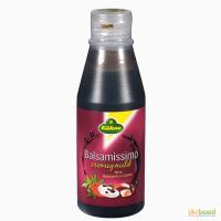 Кюне соус-крем бальзамический - 215 мл. Kuhne balsamico cream with aceto balsamico