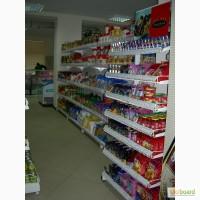 Продаж торгівельного обладнання для магазинів формату дрогери