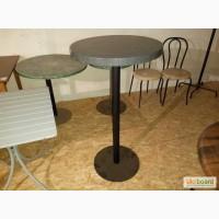 Высокие столы б/у для кафе, баров, фаст-фуда