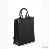 Женская сумка из войлока модель 9