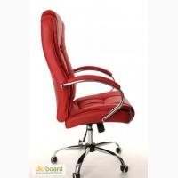 Офисное кожаное кресло Mido
