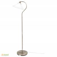 Шикарный напольный светильник (новый) икеа