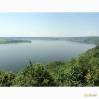 Продам земельну ділянку на березі річки Дністер