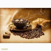 Натуральный зерновой кофе и чай