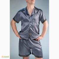 Пижама мужская из натурального шелка купить Харьков