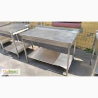 Стол из нержавейки для кухни