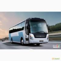 Автобус Луганск - Киев - Луганск.По Украине и через РФ