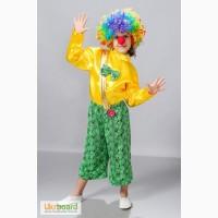 Новогодний костюм Клоуна для девочек и мальчиков 5-9 лет