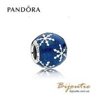 PANDORA шарм ― зимняя красота 796357EN63