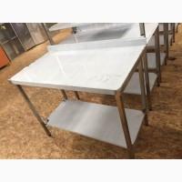 Столы производственные из пищевой нержавеющей стали в наличии