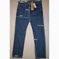 Классные мужские джинсы Levi#039;s (Ливайс) 505. Новые, оригинал из США. W31/L32