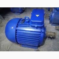 Электродвигатель серии 4АМ-180-М4. 30 кВт. 1500 об.м