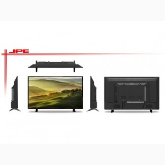 LCD LED Телевизор JPE 39 Smart TV, WiFi, 1Gb Ram, 4Gb Rom, T2, USB/SD, HDMI, VGA