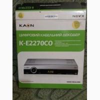 Цифровий декодер kaon k-e2270co