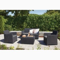 Набор мебели Corona Set With Cushion Box Голландия для дома, кафе
