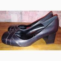 Кожаные туфли Next, 38р