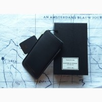 Чехол -карман на телефон, кожа, scotchsoda, нидерланды