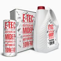Моторное масло E-TEC (Германия)