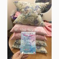 Реставрация перьевых подушек