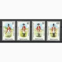 Продам марки Сент Люсия