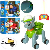 Робот собака с проектором щенячий патруль 5566