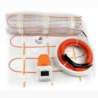 Электрический теплый пол Thermoval двухжильный