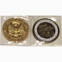 Продам 2 памятные копии медалей Армии США