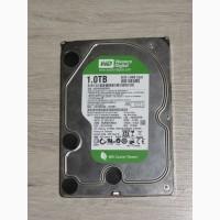 1TB Western Digital WD10EARS - SATA 3.5 - РАБОЧИЙ на 100% - НЕДОРОГО