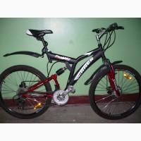 Продам горный велосипед марки WINNER Panther extreme новый