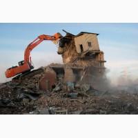 Любые демонтажные работы в Киев