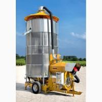 Мобильная зерносушилка Mecmar SSI25/210T2