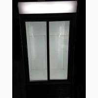 Б/У холодильные шкафы 1, 2м пивные 2 двери, проверенные