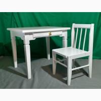 Детский стол и стул Белоснежка