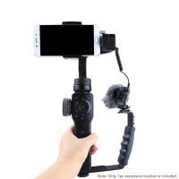 Вынос держатель микрофона или света для стабилизаторов L Shape Bracket