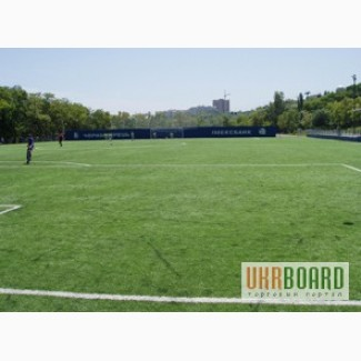 Мини-футбольное поле строительство